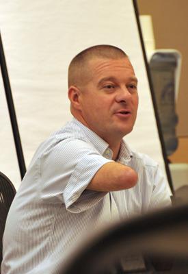 John Robinson Executive Director