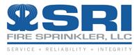 SRI fire sprinkler logo
