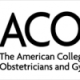 Job Opportunity The American College of Obstetricians and Gynecologists