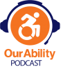 Our Ability Podcast Logo